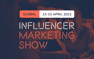 Global Influencer Marketing Conference Virtual Event